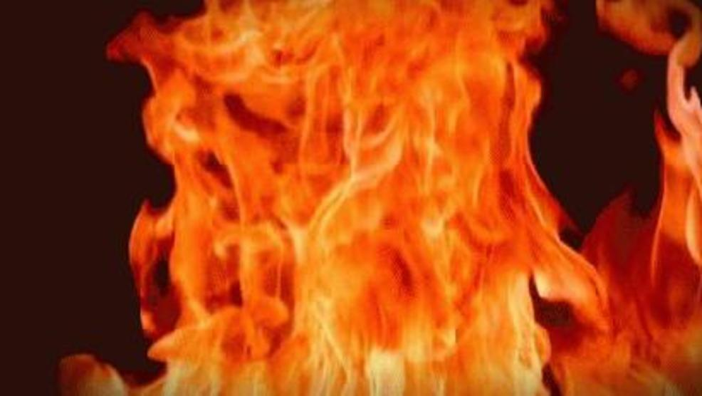 catching on fire | KRNV