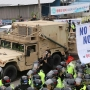 US sets up missile defense in South Korea as North shows power