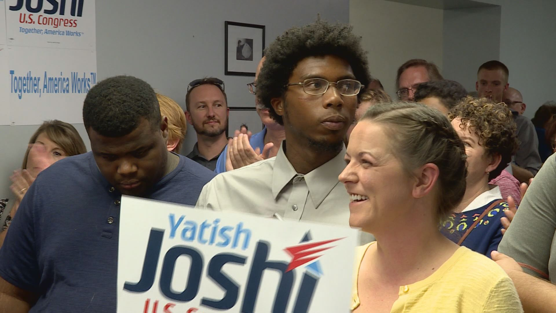 Meet your second Democratic candidate for Congress // WSBT 22