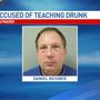 Northeast Iowa teacher accused of being drunk in class