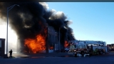 Business destroyed in Hastings fire