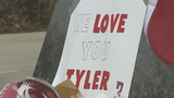 WSU students, staff hold vigil at Martin Stadium to honor Tyler Hilinski