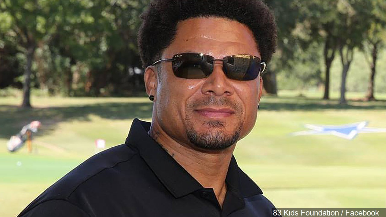 Former Ohio State Buckeyes &amp;amp; NFL receiver Terry Glenn died Nov. 20, 2017. He was 43. (83 Kids Foundation/Facebook/MGN Online)<p></p>