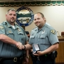 Wintersville police officer honored for saving a life