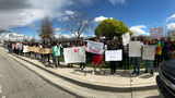 Sights and sounds: Bakersfield students join nationwide walkouts against gun violence