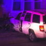 Tulsa family, driver recovering after Jeep crashed into home