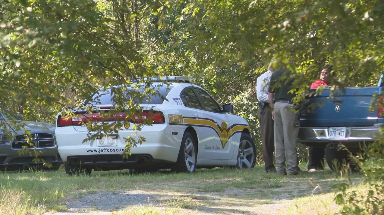 Investigators say the pond is located on private property off of Wheeler Chapel Rd. (KATV Photo)