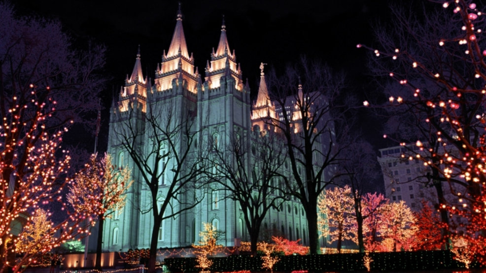 'Tis the season: Church sets date for 2018 Temple Square lighting | KUTV - Tis The Season: Church Sets Date For 2018 Temple Square Lighting KUTV