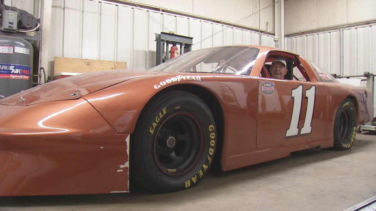 Local NASCAR Hall of Famer Jack Ingram said Dale Earnhardt Jr., who plans to retire after this season, will leave with a lot of endorsement opportunities. (Photo credit: WLOS staff)