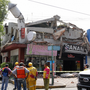 Deadly earthquakes hit Mexico less than two weeks apart