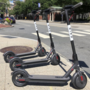 Dockless scooters show up in Providence without warning
