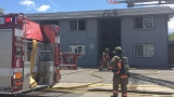 Reno Fire: 1 injured, displaced after structure fire on Model Way