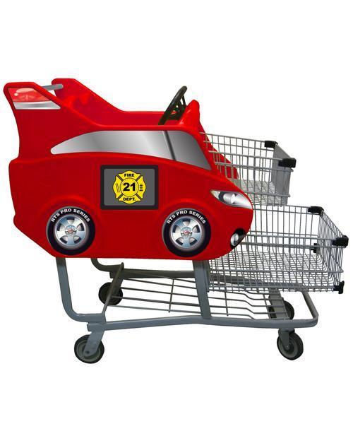 Forget the temper tantrums - Wegmans unveils new kids shopping ...