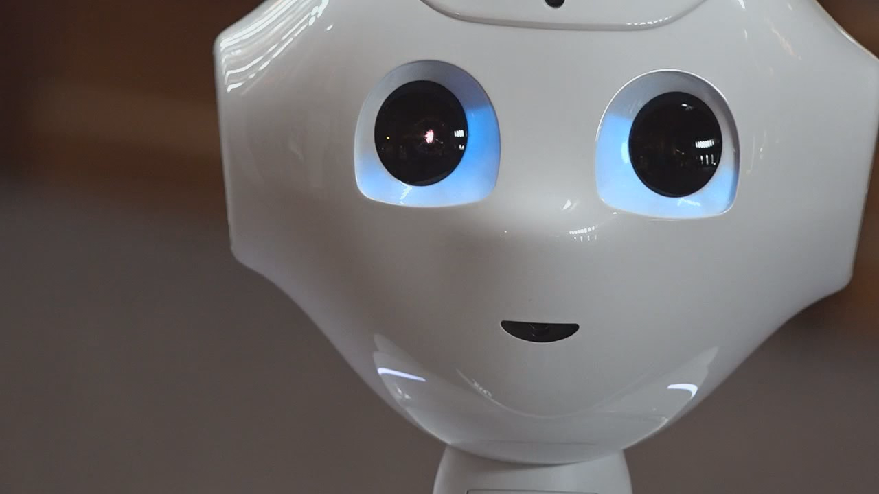 Robots may greet you during your next Smithsonian visit (ABC7)