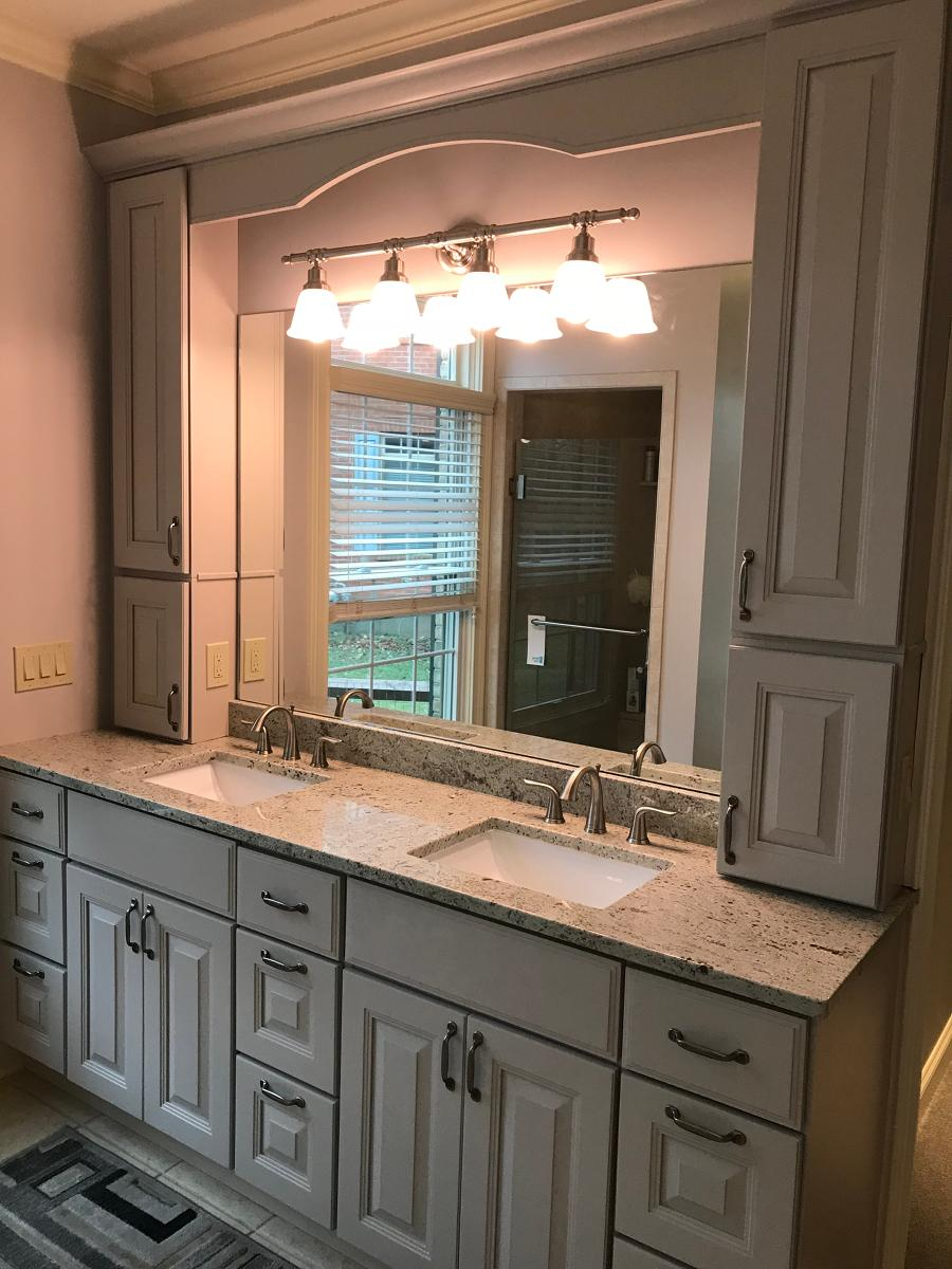 3 day kitchen and bath nashville finished bathroom day kitchen bath is business whose name this company bets it can remodel your entire in only three