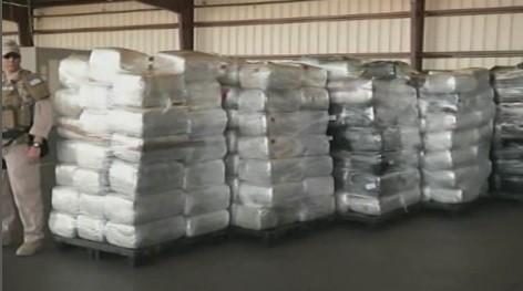 According to the CPB, the seizure surpasses the previous record seizure in Arizona of 14,121 pounds, or slightly over 7 tons, of marijuana on Jan. 15.