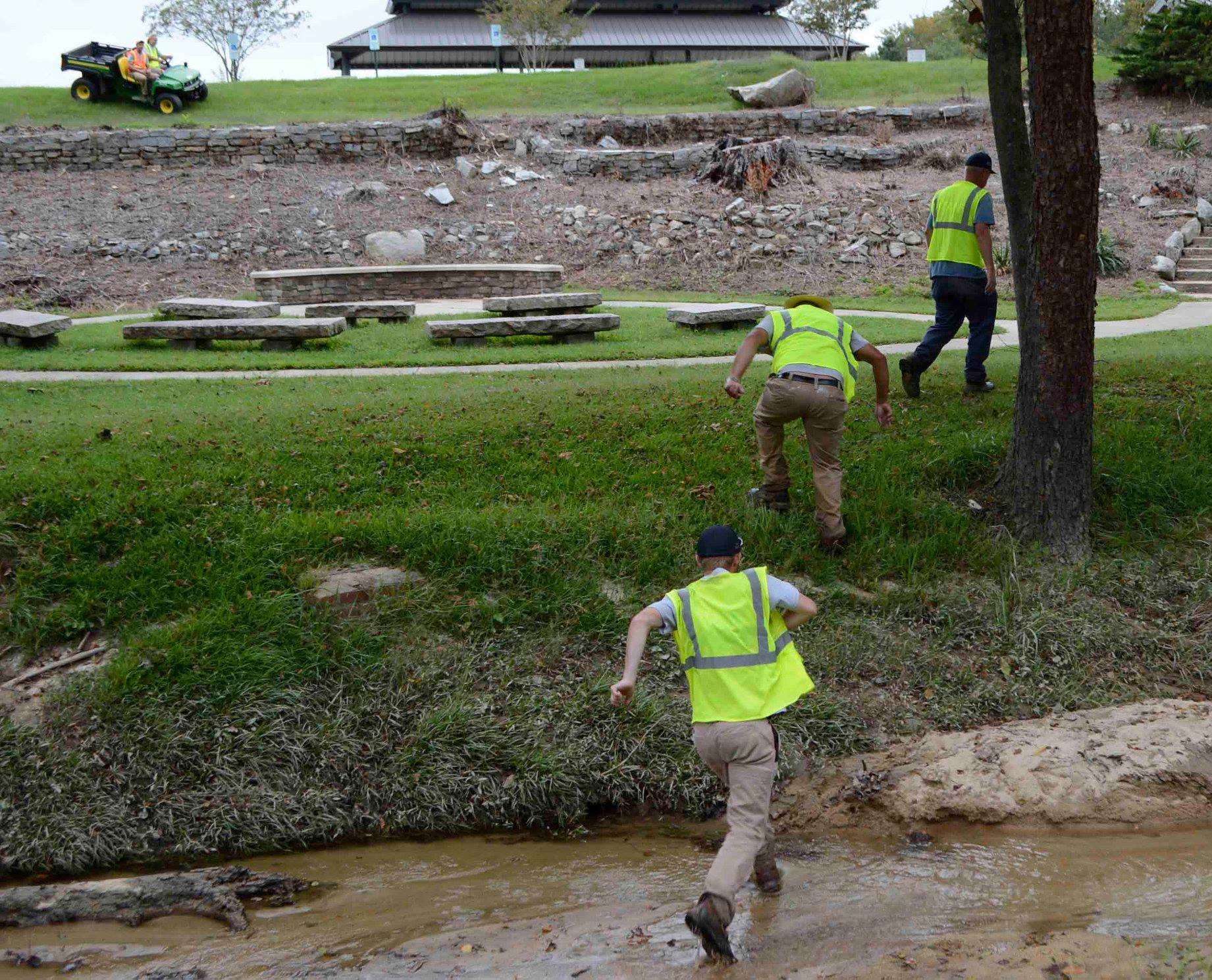 Police: Missing boy was at North Carolina park before death