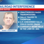 Cedar Rapids man charged with interfering with railroad transmissions