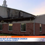 Crews investigating two alarm fire at Perry County church