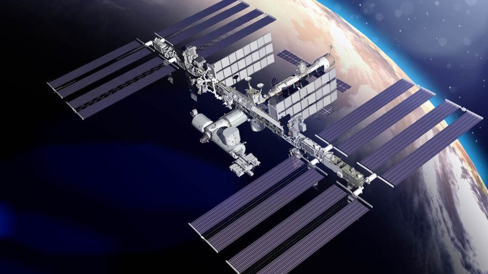 Another space station flyover Sunday night | WLOS
