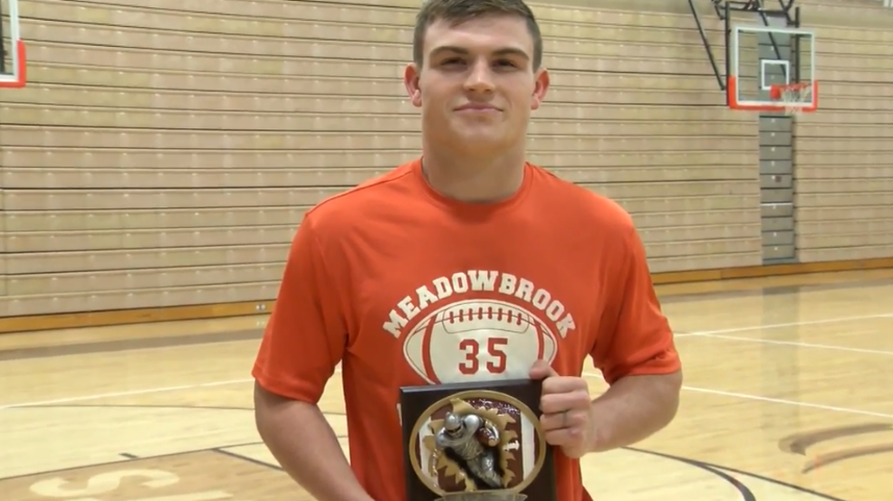 11.14.18 Player of the Week - Brady Blattner, Meadowbrook
