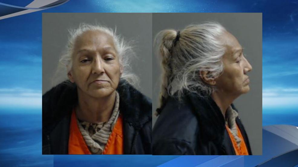 Elizabeth Guerrero, 68, of Donna was charged with murder, a first-degree felony. (Photos courtesy of the Hidalgo County Sheriff's Office)