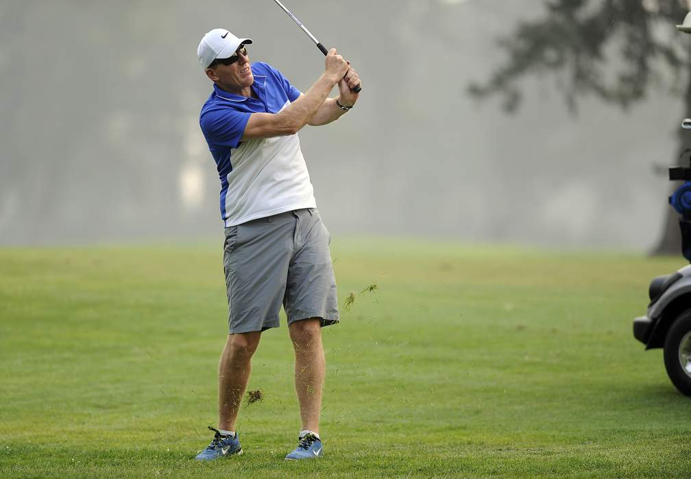 Southern Oregon Golf Championship at the Rogue Valley Country Club, Monday 9-4-17. - Andy Atkinson