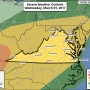 Another severe weather threat for DC