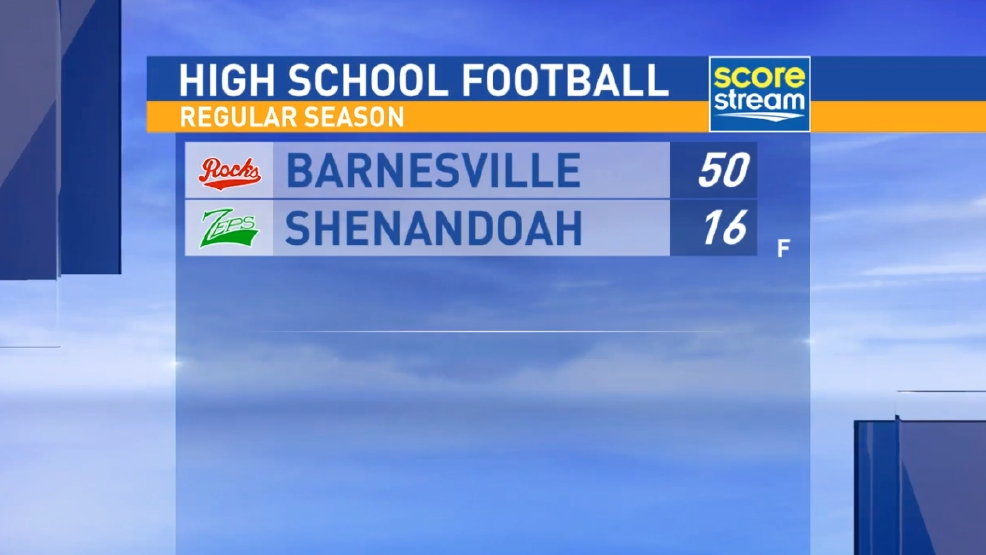 9.23.16 Video - Barnesville vs. Shenandoah
