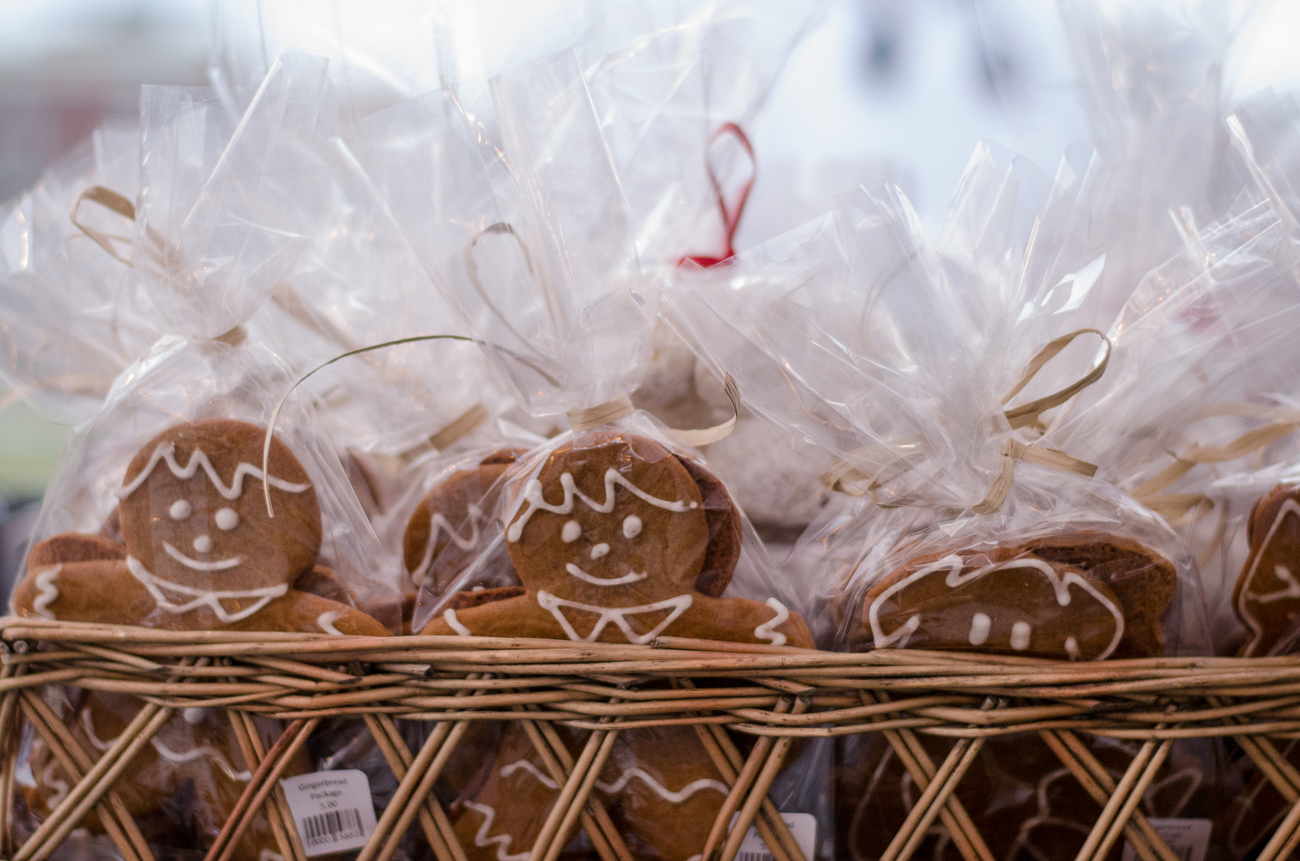 Coffee Emporium gingerbread cookies / Image: Kellie Coleman // Published: 12.15.19