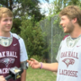 Oak Hall's Spiker siblings share a unique bond on and off of the lacrosse field