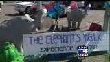 Winston Core Project celebrates launch of Elephants Walk revitalization project