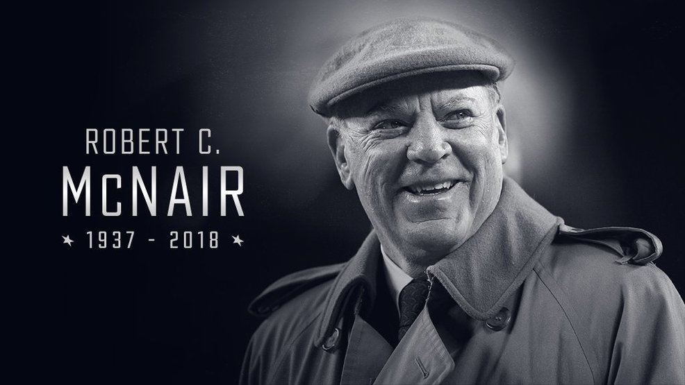 houston texans owner usc alumnus bob mcnair passes away wach
