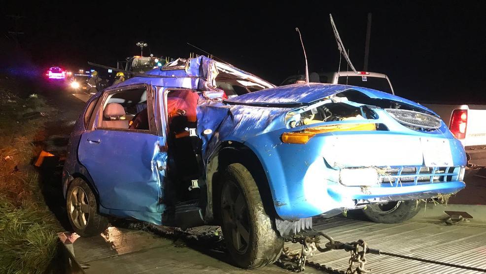 Fatal, roll over crash on Highway 101 | KTVL