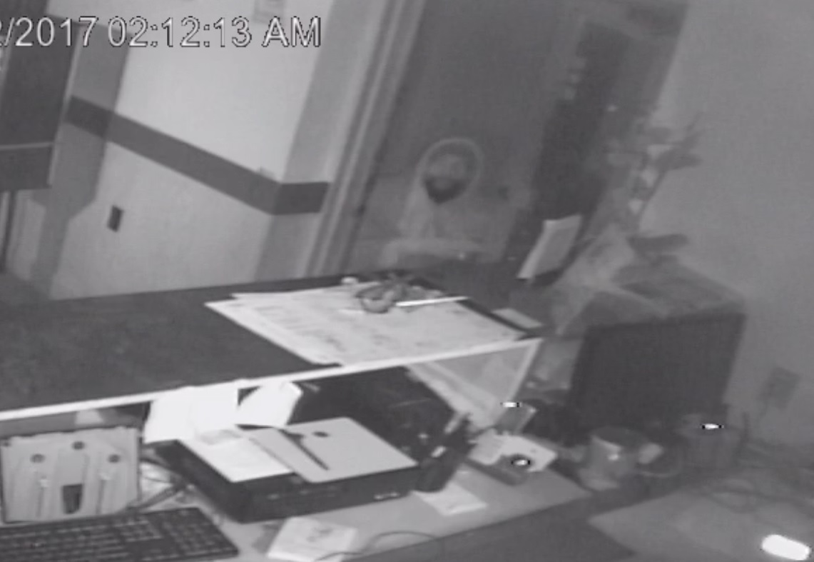 Dayton Police asking for tips in Dragon City break-in (Courtesy: DPD)