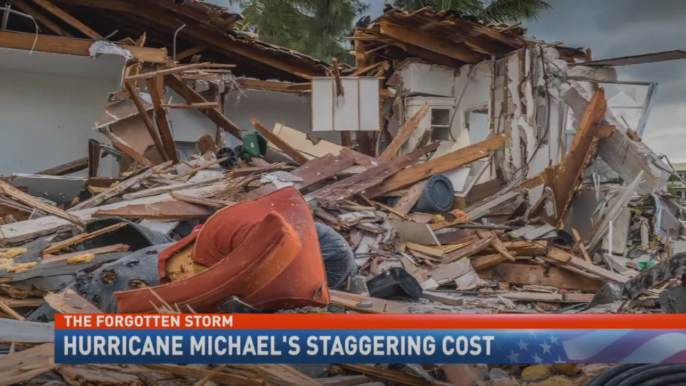 The Forgotten Storm: The cost of Hurricane Michael