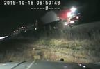 INTENSE VIDEO UHP trooper risks life to save driver stranded on train tracks UHP (2).JPG