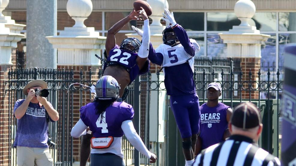 UCA's Nathan Brown sees some good, some bad in Bears' scrimmage