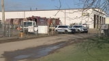 Police: 2 human legs found at south Columbus waste facility