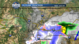 Rain & snow likely Monday in SW Montana