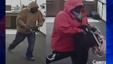 Three wanted in Springfield bank robbery