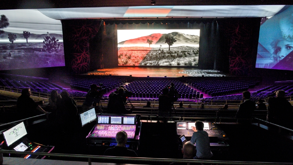 Gallery Your First Look Inside The Park Theater At Monte Carlo Ksnv