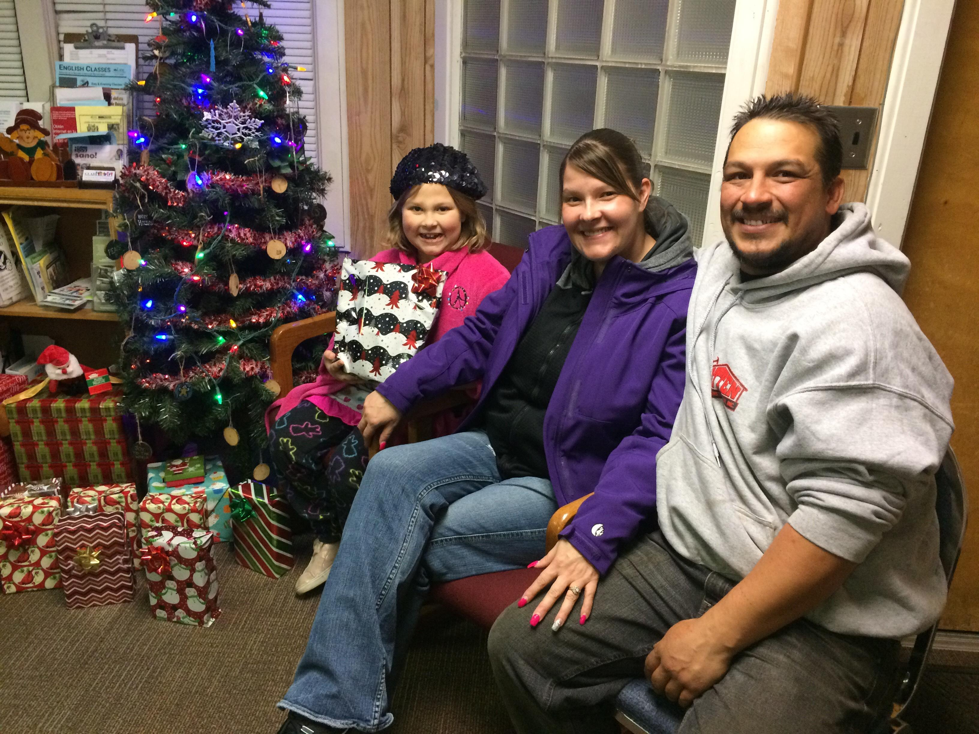 Brattain House helps local families enjoy the holidays