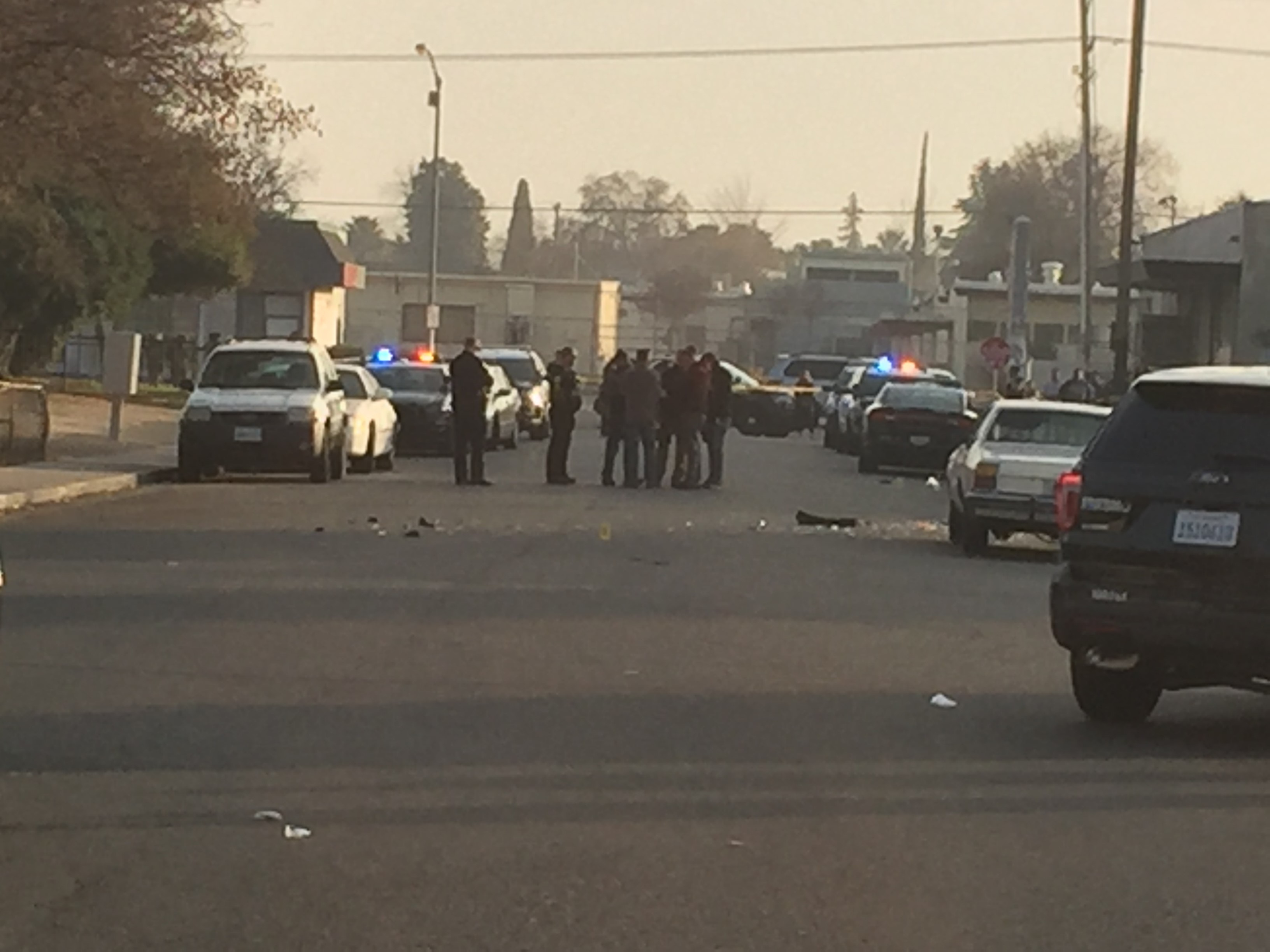 5 'random shootings' in Fresno linked to same suspects. Three people hit. (KMPH)