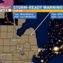 Wind Advisory in effect for Mid-Michigan