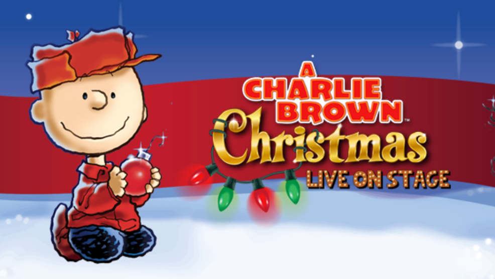 a charlie brown christmas live coming to kodak center on nov 21 - What Year Did Charlie Brown Christmas Come Out