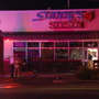 Cooking pot left on a lit stove causes fire at sushi restaurant