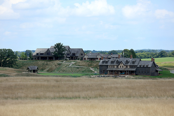 Erin Hills Golf Course opened in 2006.