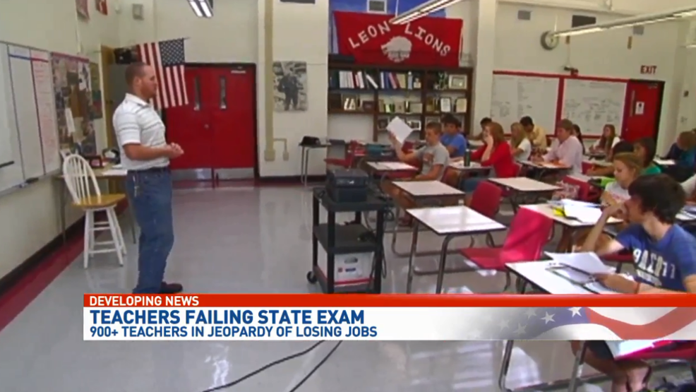 900 Florida Teachers In Jeopardy Of Losing Jobs Wear