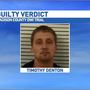 Man found guilty of felony death by vehicle in Madison County trial